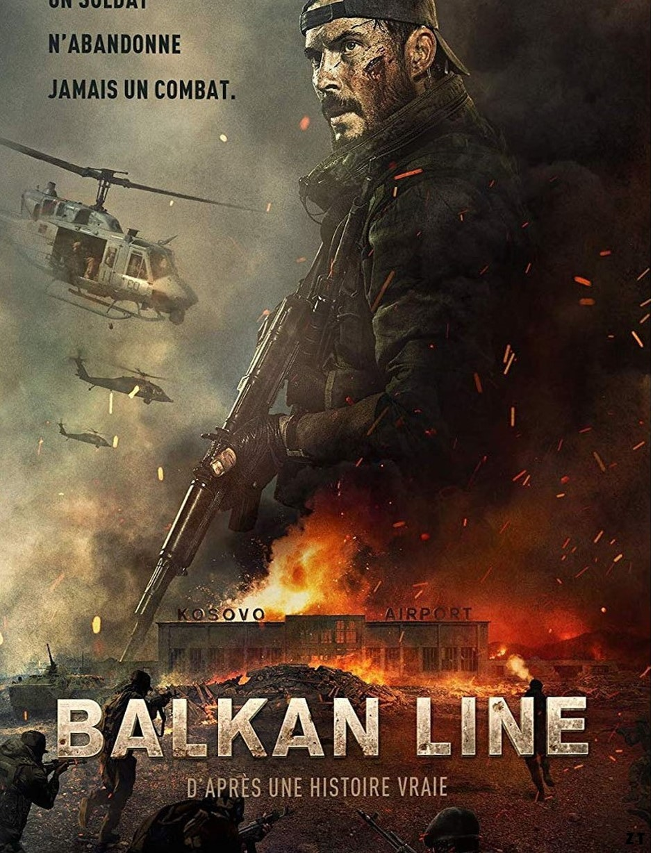 Balkan Line [BDRip] [Streaming] [Telecharger]