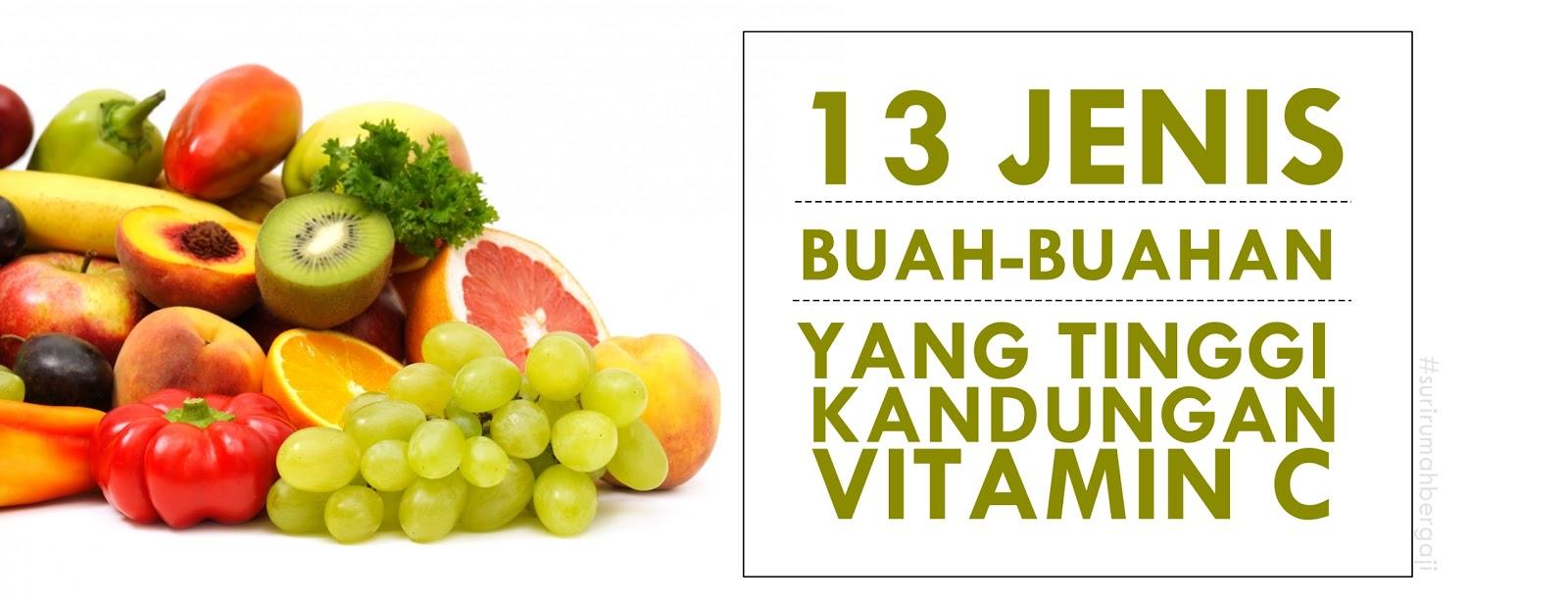 Atiehilmi Com Malaysian Lifestyle Blogger 13 Jenis Buah Buahan Yang Tinggi Kandungan Vitamin C