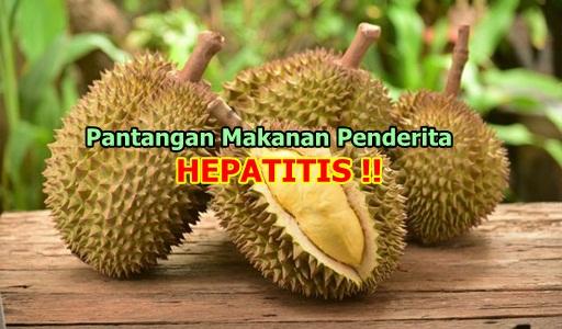 12 Daftar Makanan Yang Tidak Baik Dikonsumsi Oleh Penderita Hepatitis