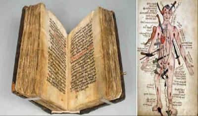 Είναι το Παλίμψηστο του Γαληνού οι θεραπείες των αρχαίων Ελλήνων για όλα τα νοσήματα;