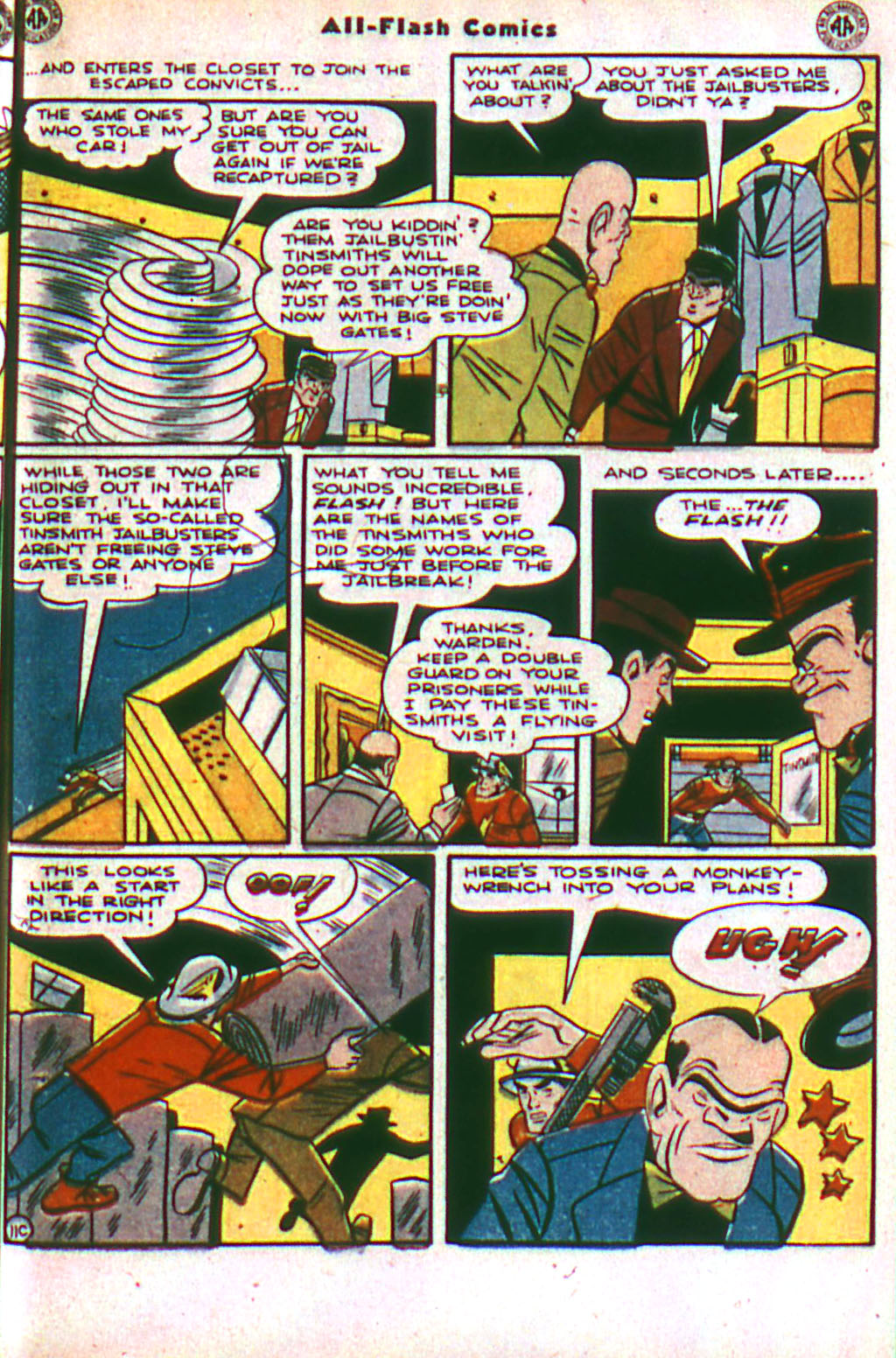 Read online All-Flash comic -  Issue #20 - 47