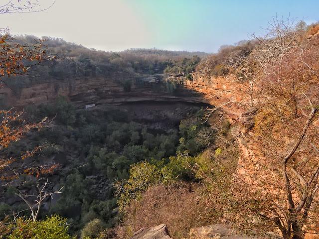 Maheshra Kho - Kaila Devi National Park