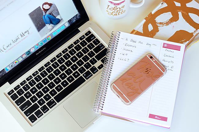 Erin Armstrong A Course About Money for Fashion & Beauty Blogger e-course