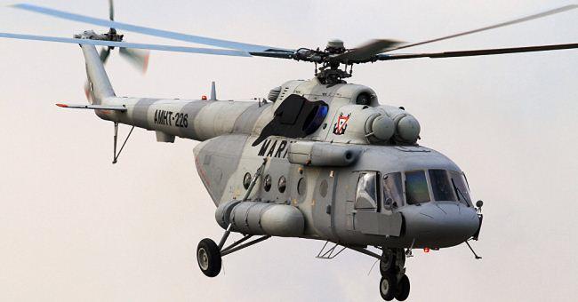 Mi-17 Angkatan Laut Meksiko