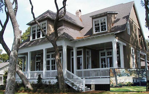 Walcott adams verneuille southern homes fairhope alabama homes for Southern illinois home builders
