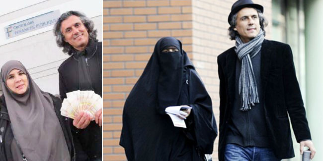 This Man Supports European Muslim Women by Paying Their Niqab Fines