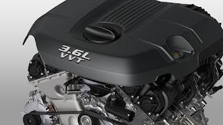 2017 Jeep Grand Cherokee Engine
