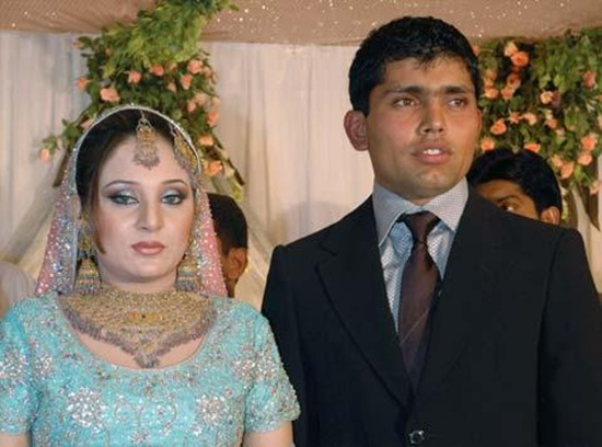 kamran-akmal-wife