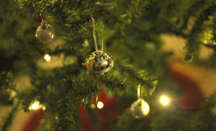 Dressing The Christmas Tree With Debenhams