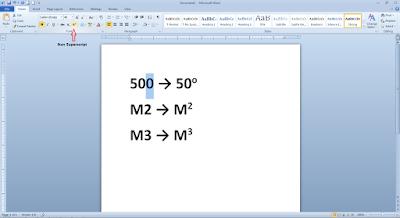 Anda mungkin sudah mengetahui bagaimana menulis simbol derajat  Cara Membuat Simbol Derajat, Persegi Dan Kubik Di Microsoft Word