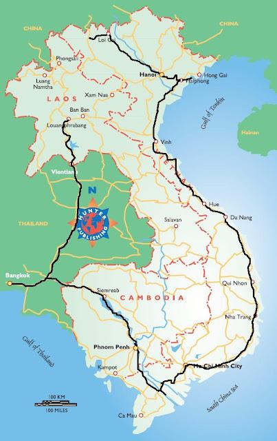 Roteiro de viagem para viajar no SUDESTE ASIÁTICO | Laos, Cambodja e Vietname