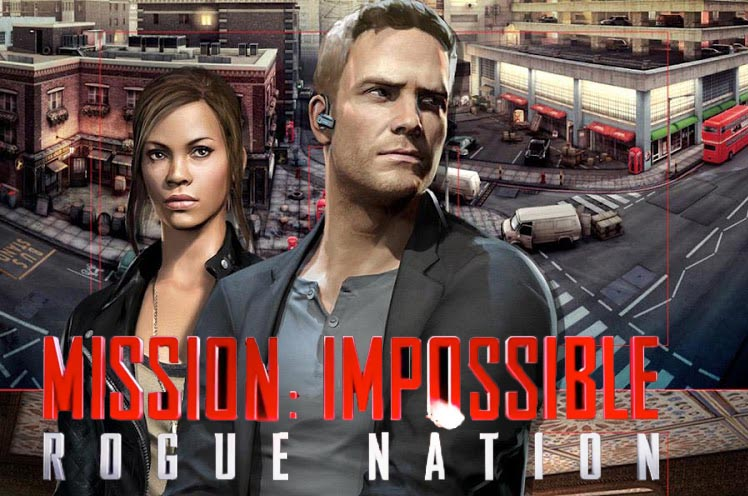 Mission: Impossible - Rogue Nation (English) free download