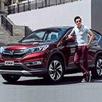 Honda CRV Hai Phong