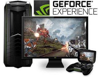 NVIDIA GeForce Experience 3.14.1.48