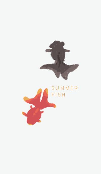 Summer gold fish
