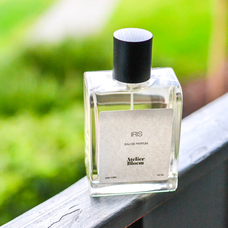 Atelier Bloem Iris Eau de Parfum - Perfume Ingredients