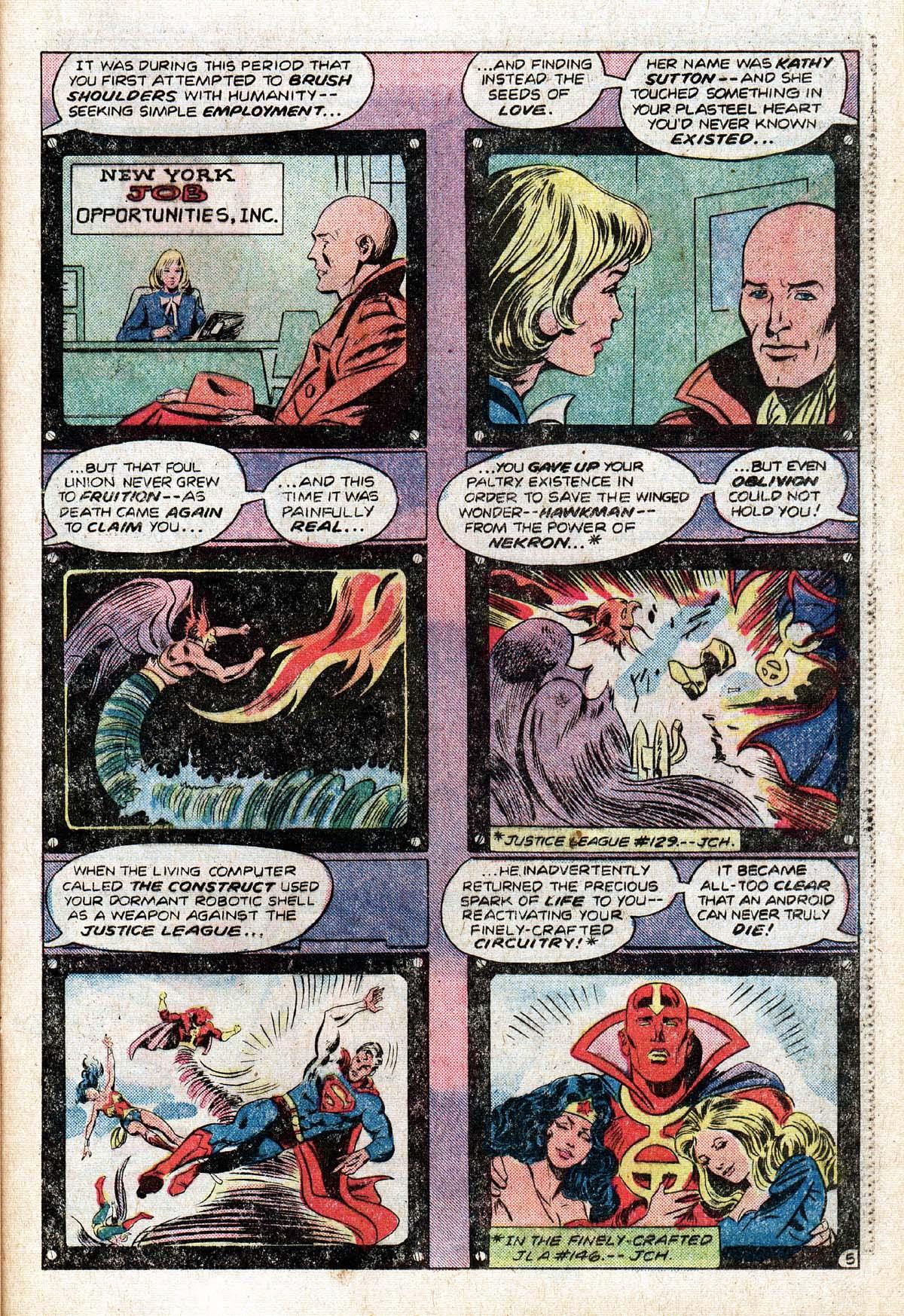 Read online World's Finest Comics comic -  Issue #265 - 49
