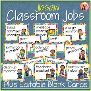 Teacher classroom jobs also nyla   crafty teaching rh mscraftynylaspot