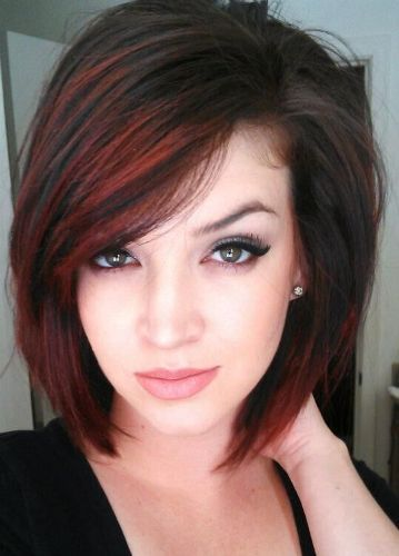 Lovable Bob Haircuts For Round Faces The Haircut Web