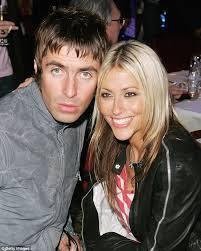 Liam Gallagher dan Nicole Appleton