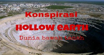 Hollow Earth Betulkah Ada Dunia Lain Didalam Bumi Kita