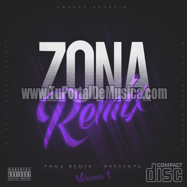 Zona Remix Volumen 1 (2017)