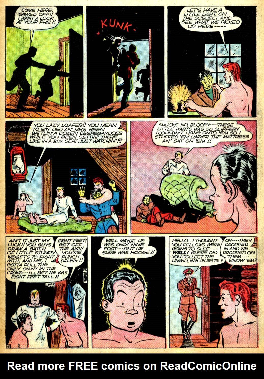 Read online All-American Comics (1939) comic -  Issue #9 - 13