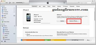 Cara Mengatasi iPhone 5 Tidak Terdetesi iTunes