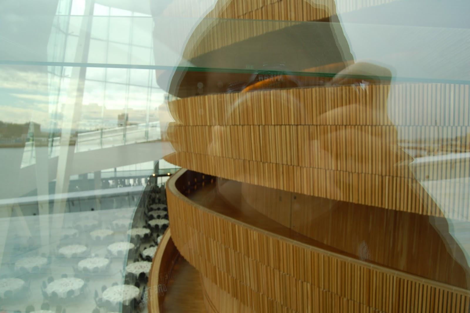 architektura norweska, opera, Oslo, Norwegia