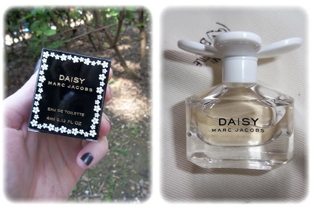 Parfum Daisy - Marc Jacobs - My Little Box Avril 2012