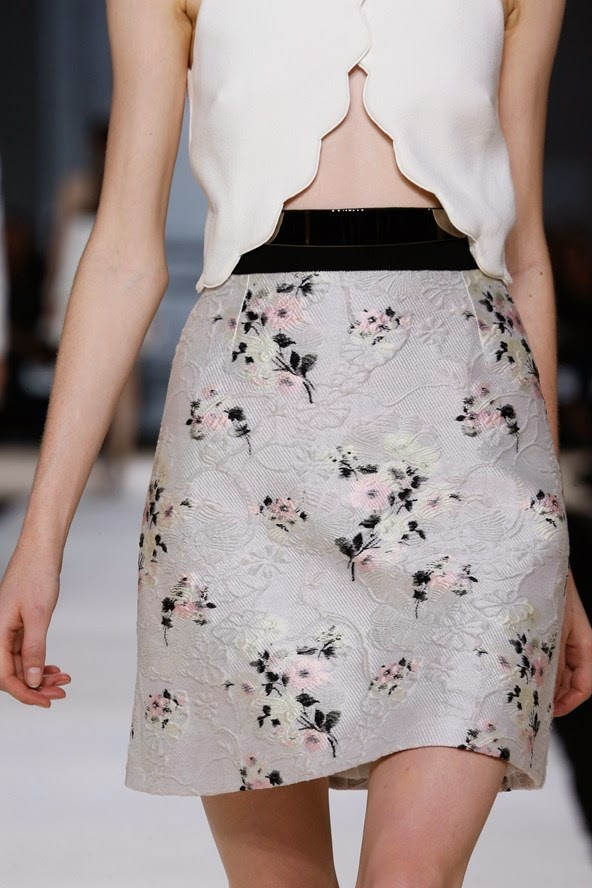 Giambattista Valli Spring-Summer 2015 Ready-To-Wear collection