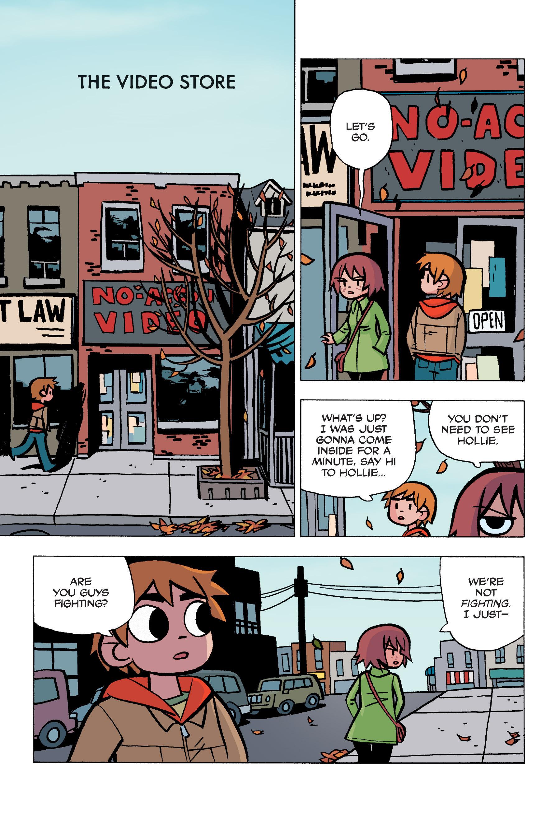 Read online Scott Pilgrim comic -  Issue #5 - 66