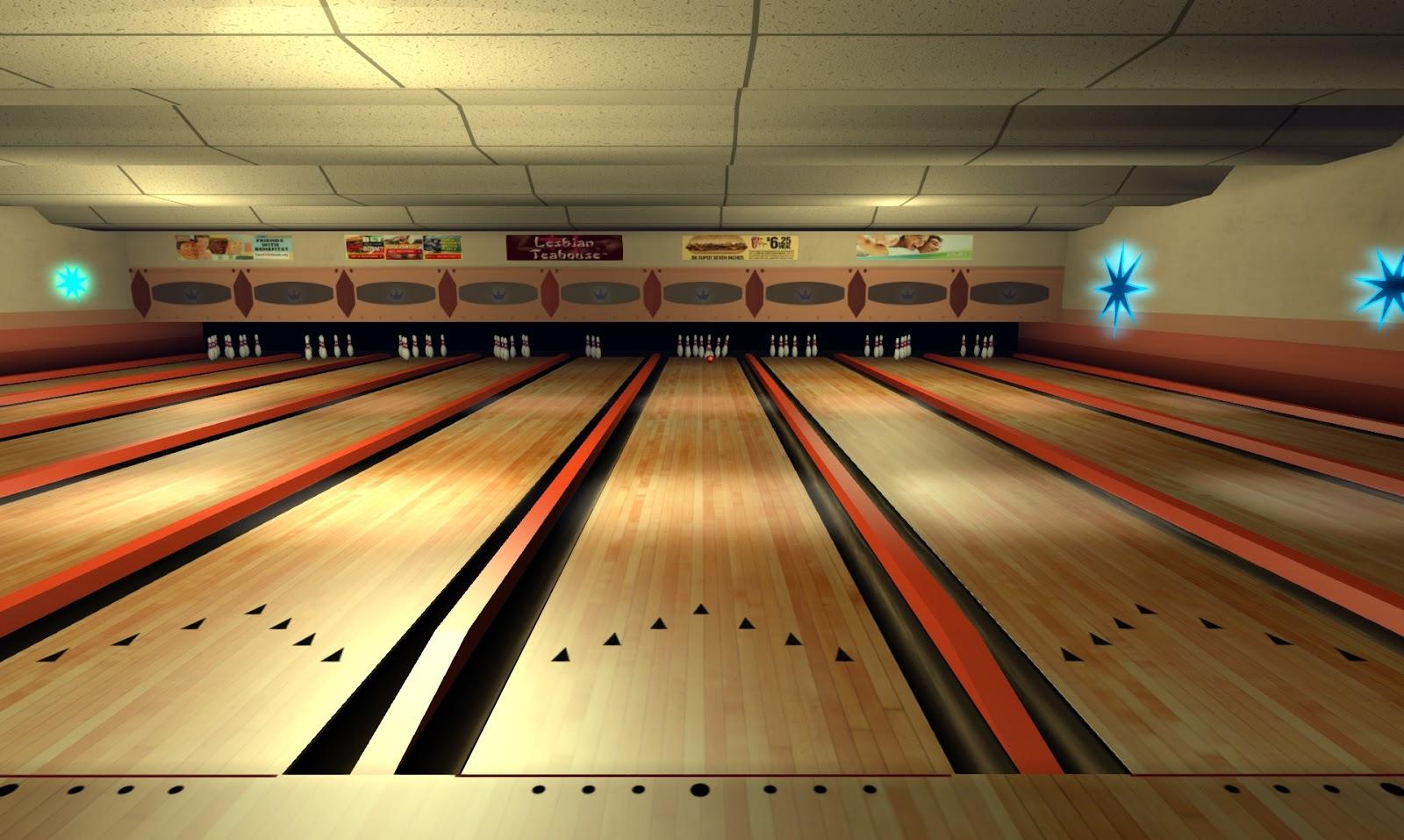 Bowlingbahn NeuГџ