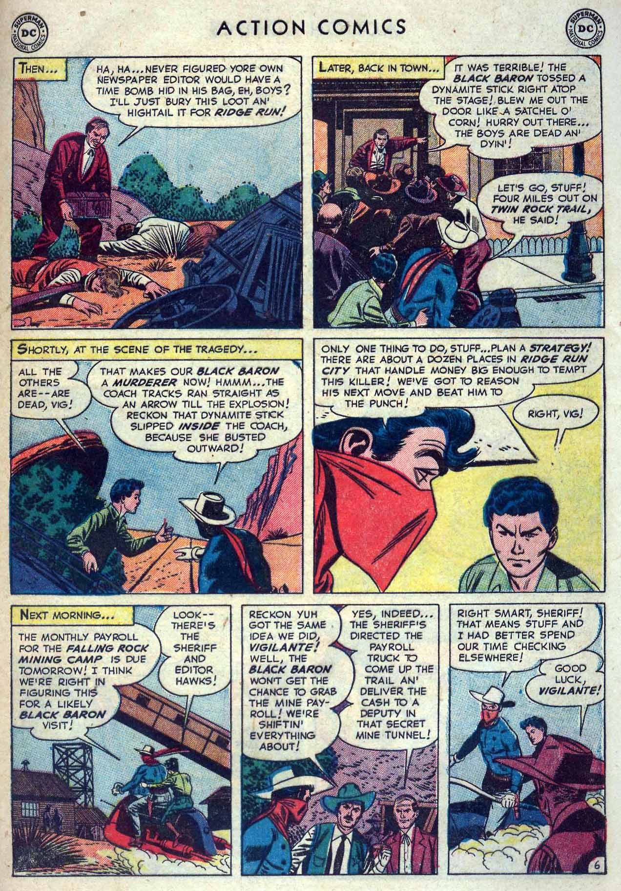 Read online Action Comics (1938) comic -  Issue #167 - 39