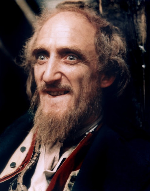 Ron Moody: Multi-Talented Star of OLIVER!, THE TWELVE CHAIRS, THE ...