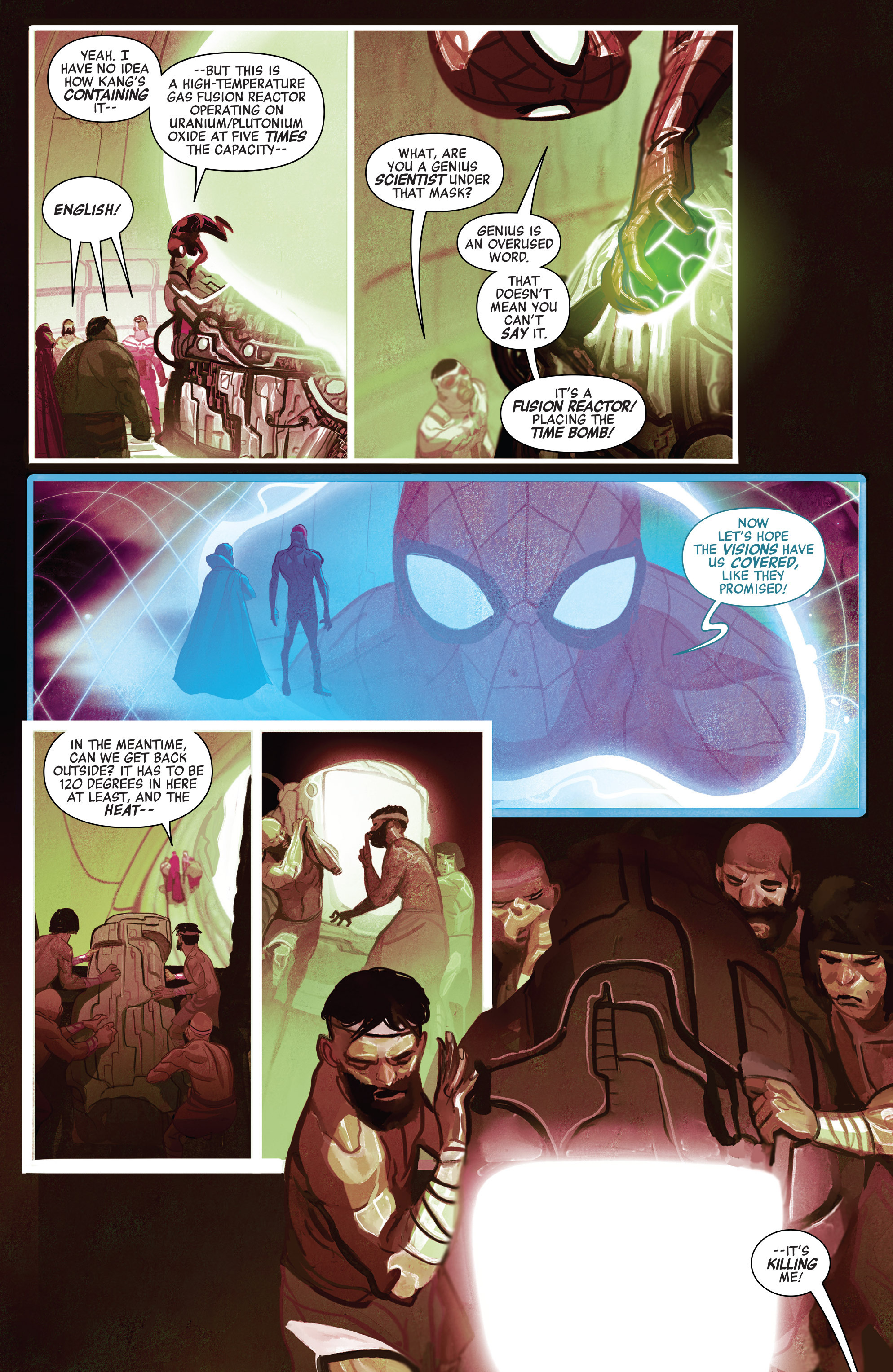 Read online Avengers (2016) comic -  Issue #5 - 15