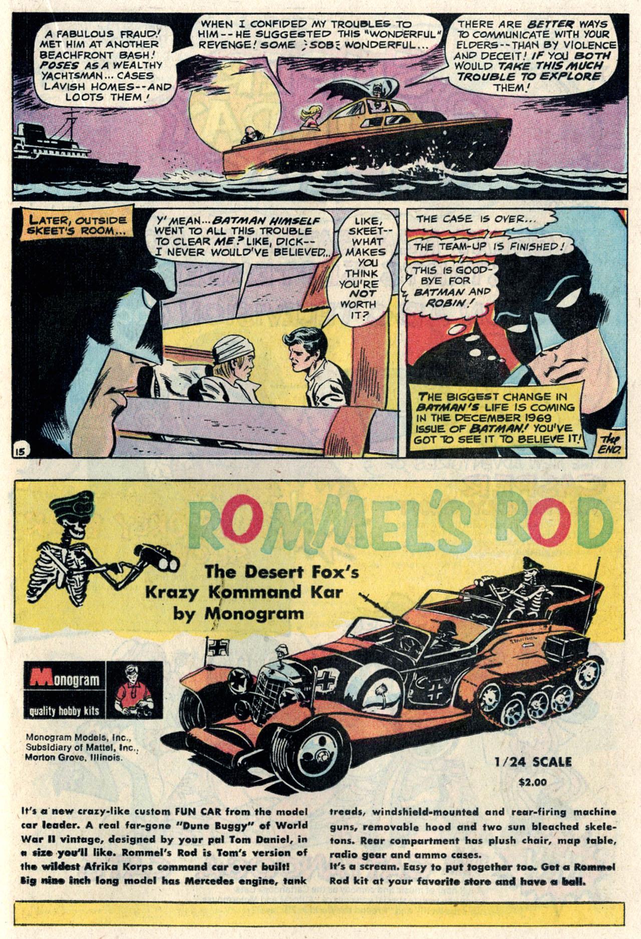 Detective Comics (1937) 393 Page 16