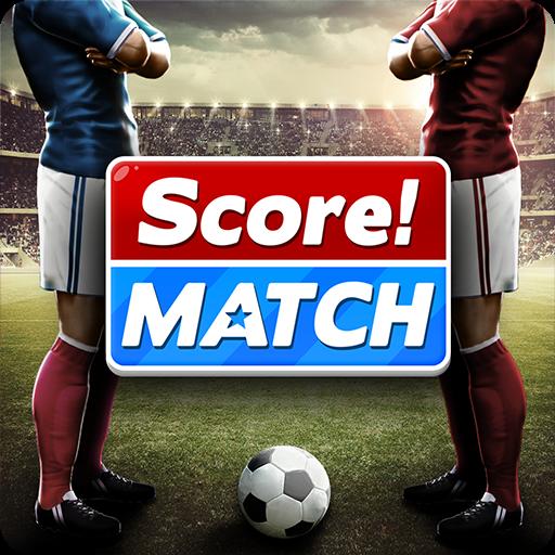 تحميل لعبه Score! Match مهكره ( نقود - دنانير غير محدوده )