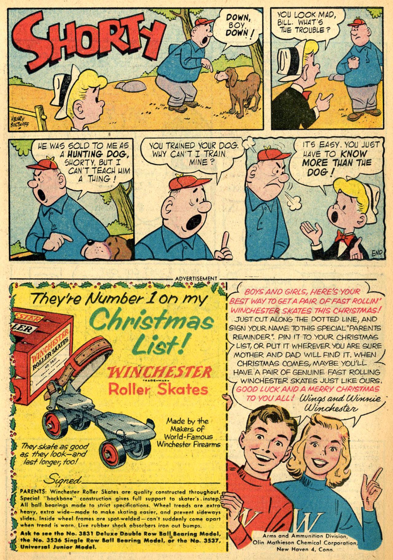 Detective Comics (1937) 228 Page 22
