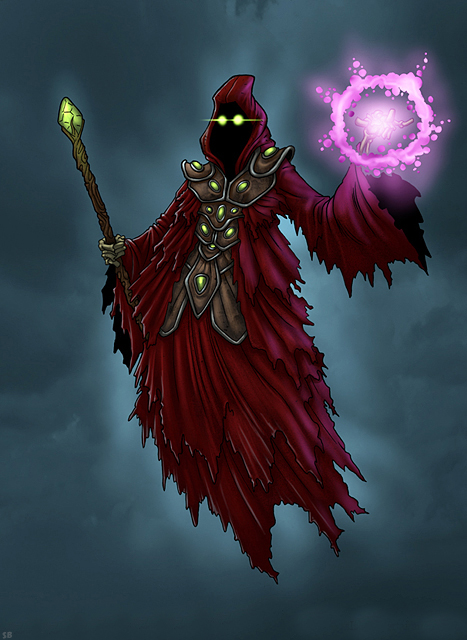 Storm Witch Style