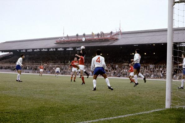 Unión Soviética y Chile en Copa del Mundo Inglaterra 1966, 20 de julio