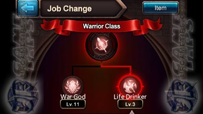 Bloodline Job Change