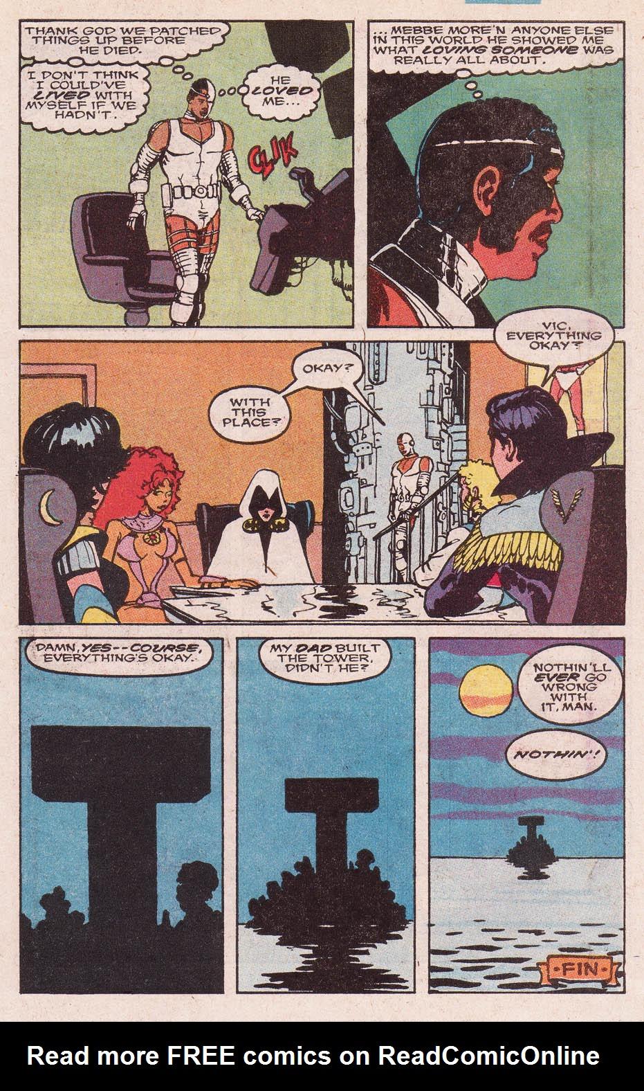 Read online Secret Origins (1986) comic -  Issue #46 - 26