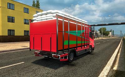 Truck Hino Dutro Bung Win ETS2