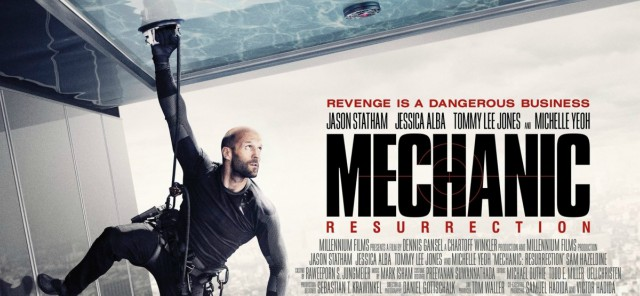 Mechanic: Resurrection Review Rating