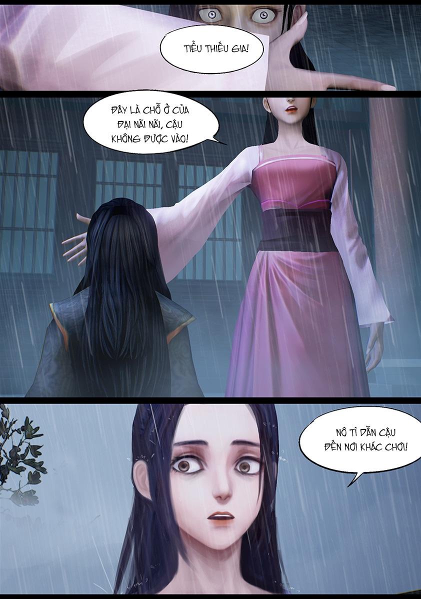 Thủ Mộ Bút Ký - Chapter 40: Huyết Họa 3 - Pic 7