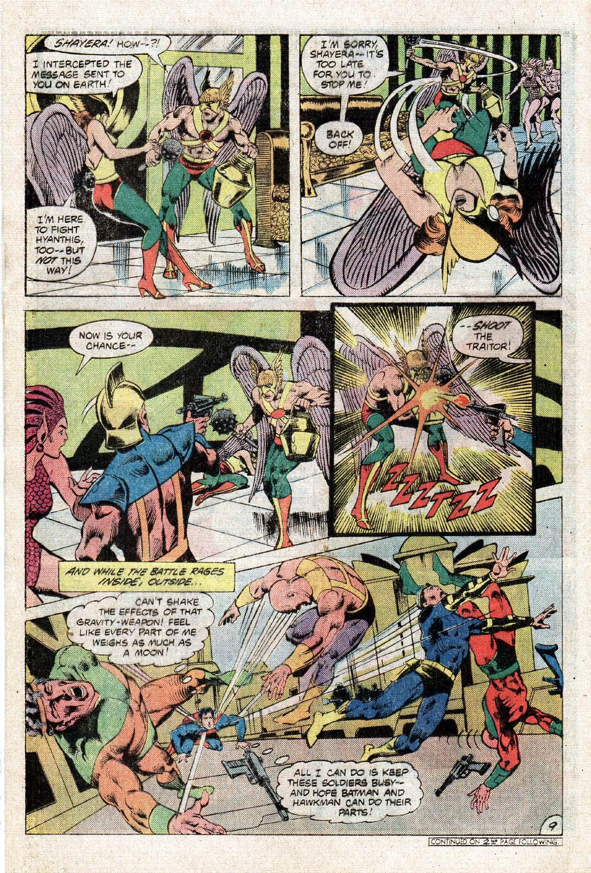 Read online World's Finest Comics comic -  Issue #278 - 10