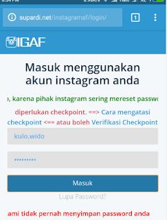 Cara Mendapatkan Follower Instagram mudah cepat dan gratis
