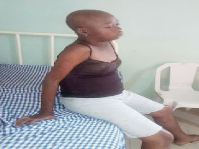 oreoluwa bakare cancer patient