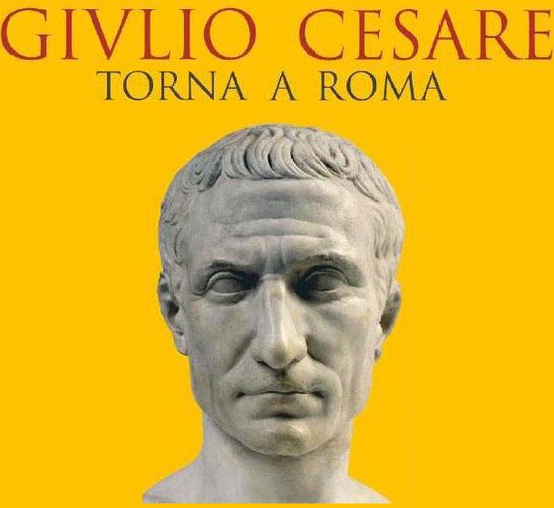 """Giulio Cesare: l'eredità della gloria, inseguendo il sogno di Roma per """"sempre"""" - Visita Guidata"""